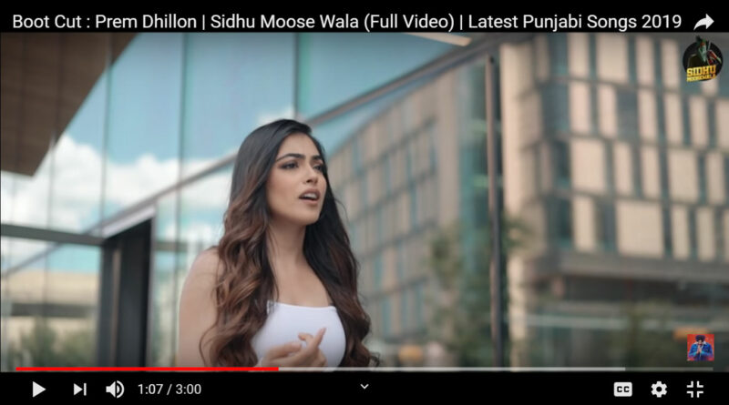 Boot Cut : Prem Dhillon | Sidhu Moose Wala (Full Video) | Latest Punjabi Songs 2019